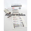 Benang Jahit Bedah Catgut Chromic Suture GEA 2/0 3,5 Metric Box